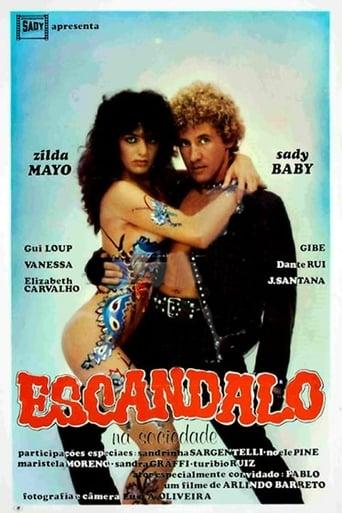 O Escândalo na Sociedade Movie Poster