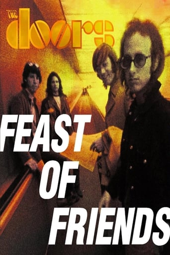 Poster of The Doors - Feast Of Friends