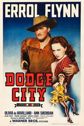 Poster of Dodge City