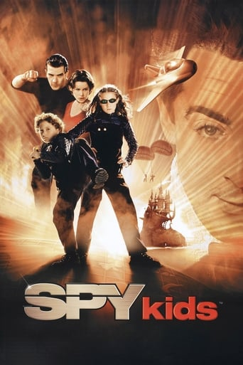 Poster of Spy Kids