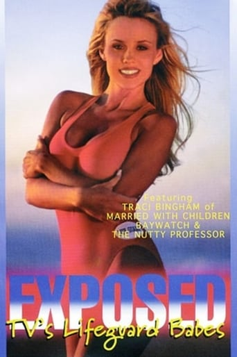 Exposed: TV's Lifeguard Babes Movie Poster