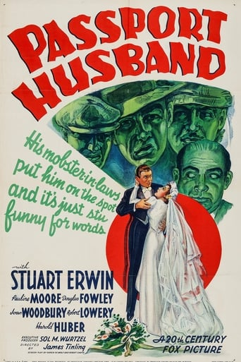 Poster of Passport Husband
