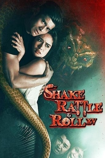 Poster of Shake, Rattle & Roll XV