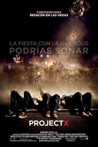 Poster of Proyecto X