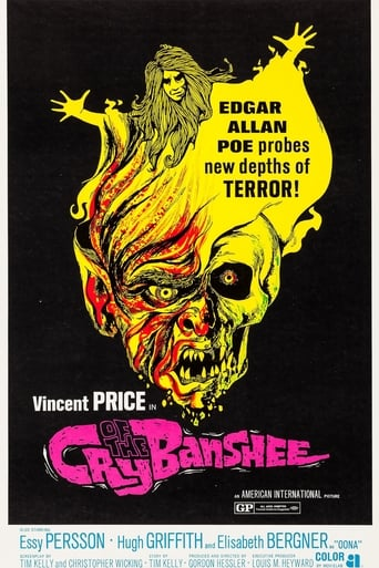Watch Cry of the Banshee Free Movie Online
