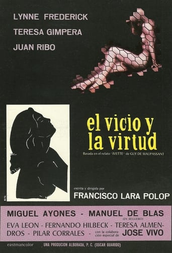 Poster of Vice and Virtue