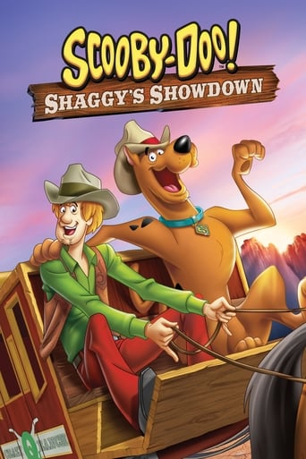 Poster of Scooby-Doo! Shaggy's Showdown