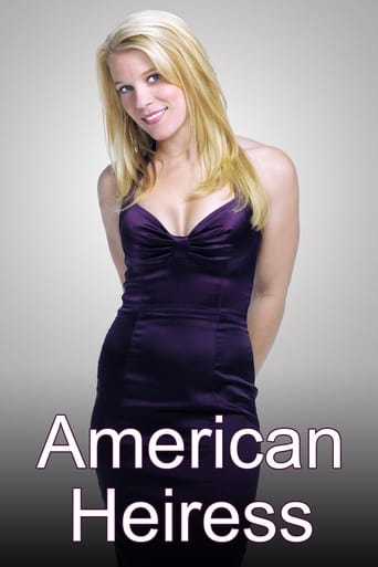 Poster of American Heiress