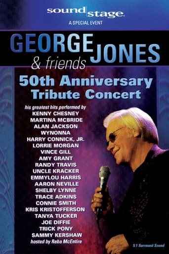 George Jones & Friends 50th Anniversary Tribute Concert