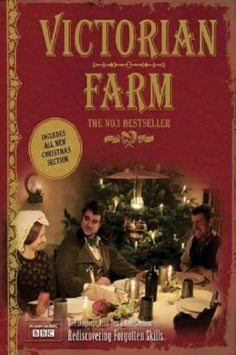 Poster of Victorian Farm Christmas