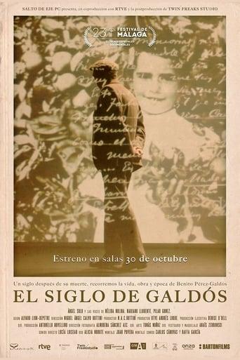 Poster of El siglo de Galdós