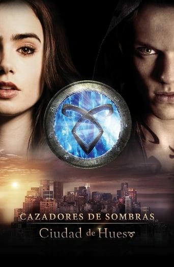 Poster of Cazadores de sombras: Ciudad de hueso