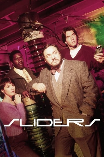 Sliders - Das Tor in eine fremde Dimension