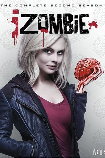 iZombie 2ª Temporada - Poster