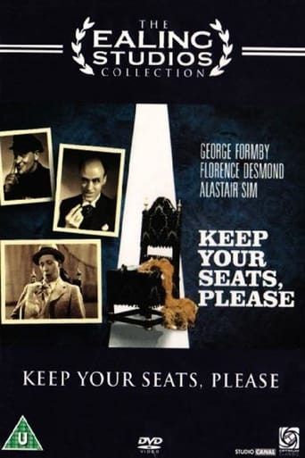 Poster of Keep Your Seats, Please