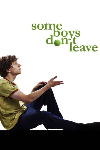 Poster of Some Boys Don't Leave fragman