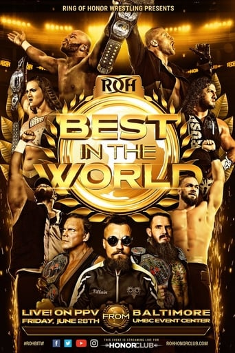 Poster of ROH Best in the World 2019