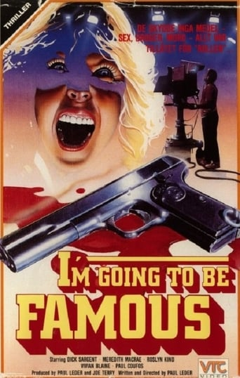 Poster of I'm Going to Be Famous