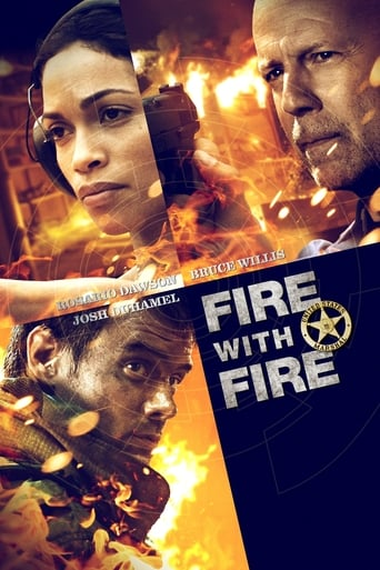 Fire with Fire (2012) - poster