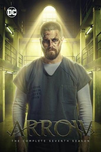Poster de Arrow S07E21