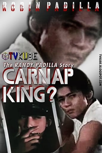Poster of Carnap King: The Randy Padilla Story