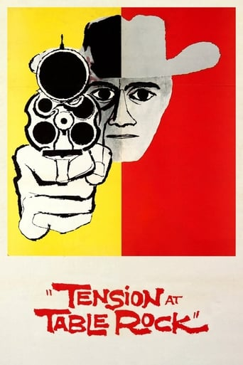 Poster of Tension at Table Rock