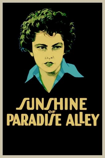 Poster of Sunshine of Paradise Alley