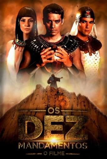 Os Dez Mandamentos 1ª Temporada - Poster
