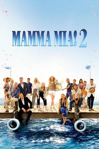 Poster of Мамма MIA! 2