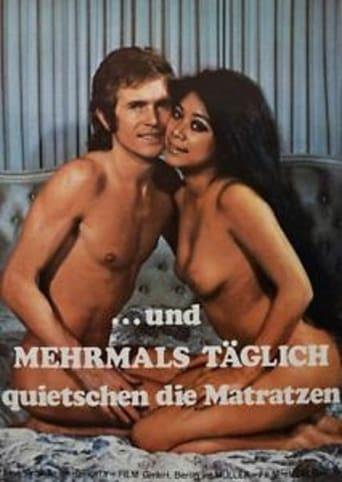 Poster of Und mehrmals täglich quietschen die Matratzen
