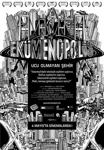Ecümenopolis - Stadt ohne Grenzen