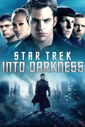 Filmplakat von Star Trek Into Darkness