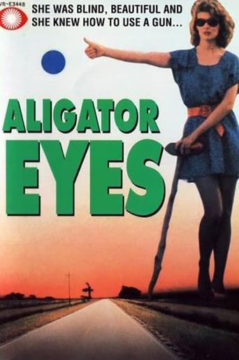 Poster of Alligator Eyes