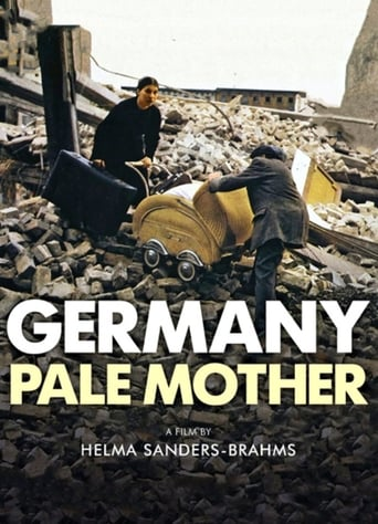 Poster of Germany Pale Mother
