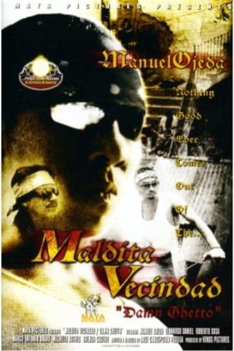 Poster of Maldita vecindad