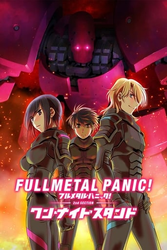 Poster of Full Metal Panic! Movie 2: One Night Stand