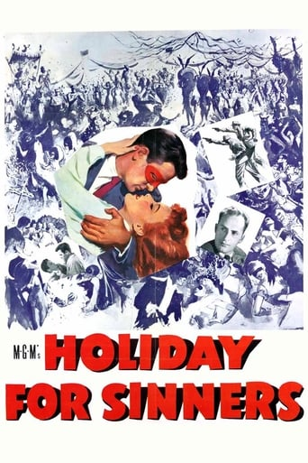 Poster of Holiday for Sinners