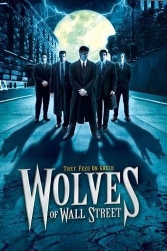 Poster of Wolves of Wall Street