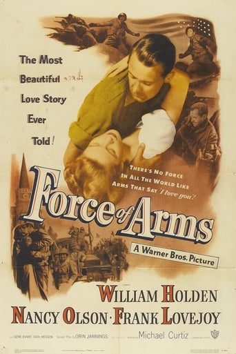 Poster of Force of Arms