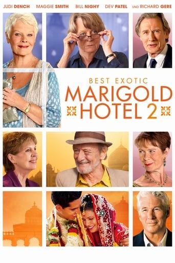 Best Exotic Marigold Hotel 2 - Drama / 2015 / ab 0 Jahre