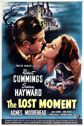 Poster of The Lost Moment