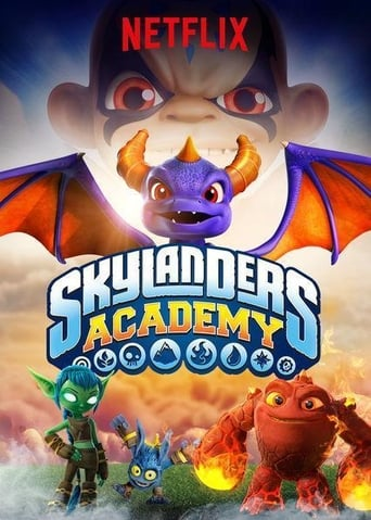 Download Legenda de Skylanders Academy S01E12