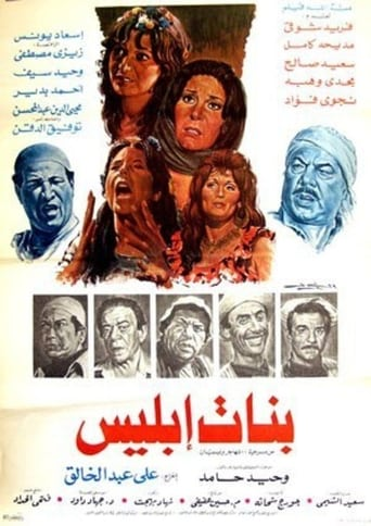 Poster of بنات ابليس