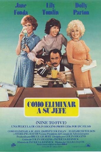 Poster of Cómo eliminar a su jefe