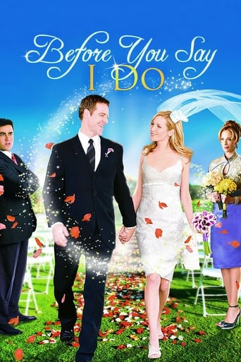 Poster of Before You Say 'I Do'