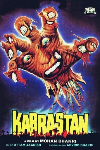 Poster of Kabrastan