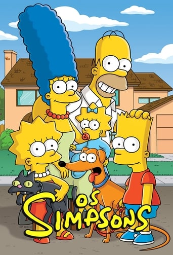 Poster of Os Simpsons