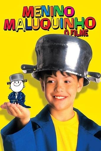 Menino Maluquinho: O Filme - Poster