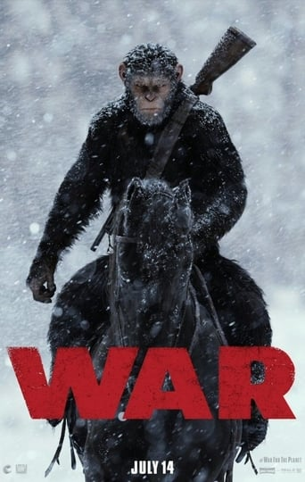Poster of War for the Planet of the Apes fragman