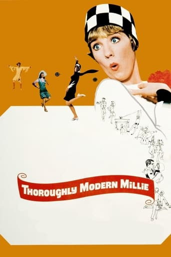 Poster of Thoroughly Modern Millie